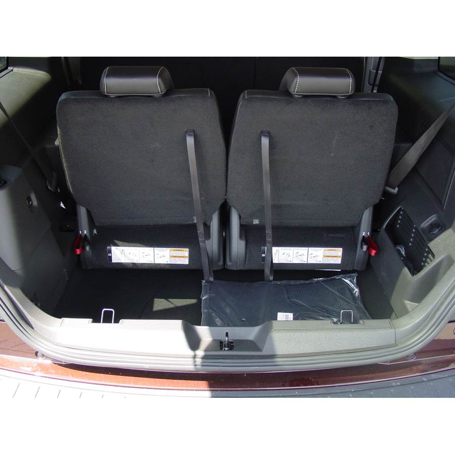 2015 Ford Flex Cargo space