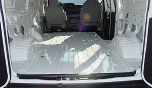 2015 Ford E-450 Trunk