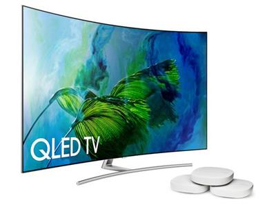Save up to $2,000on select Samsung QLED TVs, plus get a FREE Wi-Fi router 3-pack — Ends 9/23