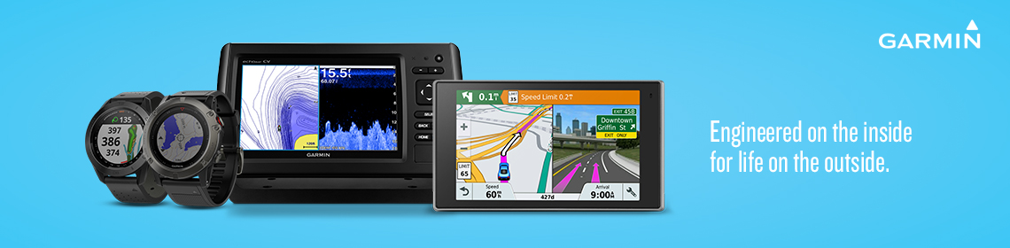 Shop Garmin at Crutchfield