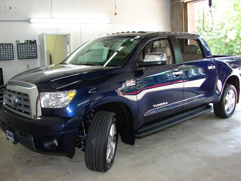 How To Install New Audio Gear In Your 2007 2013 Toyota Tundra Crewmax