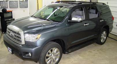 2008-up Toyota Sequoia