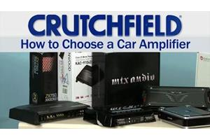 Amplifier Wiring Diagram - Crutchfield car wiring diagram