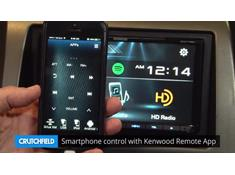 Demo of the Kenwood DDX774BH DVD receiver