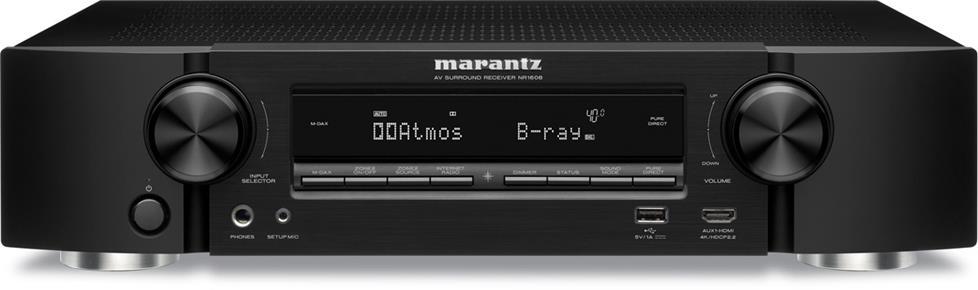 Marantz NR1608 slimline receiver