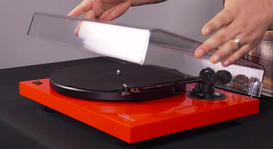 Video: How to set up a turntable