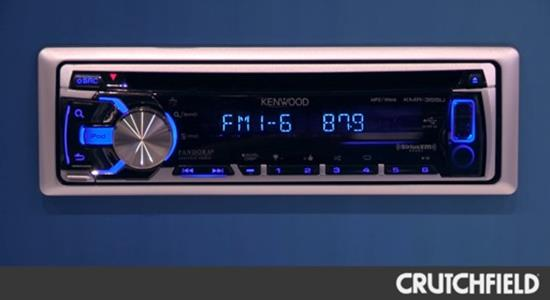 Video: Kenwood 2013 Marine Receivers