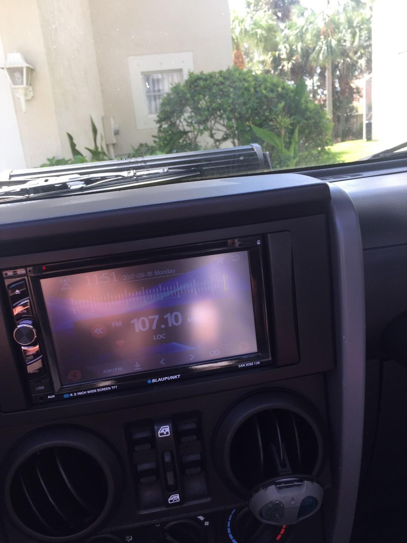 Blaupunkt San Jose 120 DVD receiver at Crutchfield