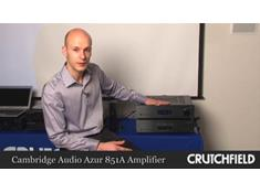 Video: Cambridge Audio 851A Integrated Amplifier