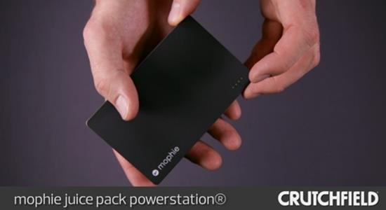 Video: mophie juice pack powerstation