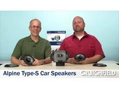 Video: Alpine Type-S Series car speakers