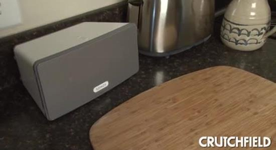Video: Sonos® Play:3 wireless music player