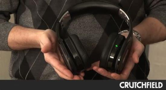 Video: PSB M4U 2 noise-canceling headphones