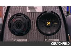 Video: Kicker Yellow Series car audio gear