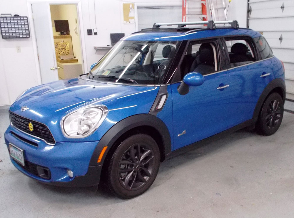 Upgrading The Stereo System In Your 2011 2016 Mini Countryman