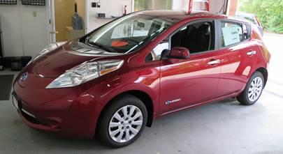 2011-2017 Nissan Leaf