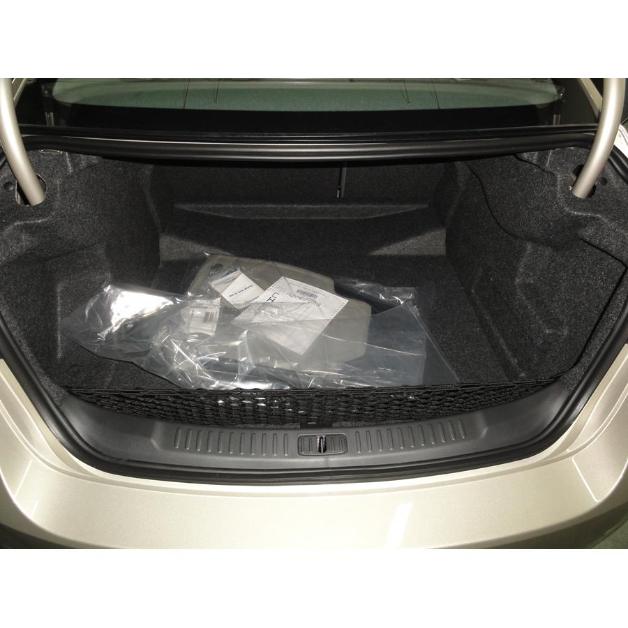 2016 Chevrolet Malibu Limited Cargo space