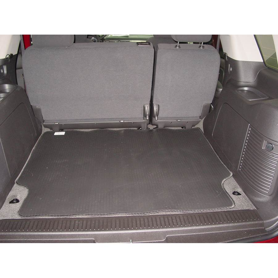 2013 Chevrolet Tahoe Cargo space