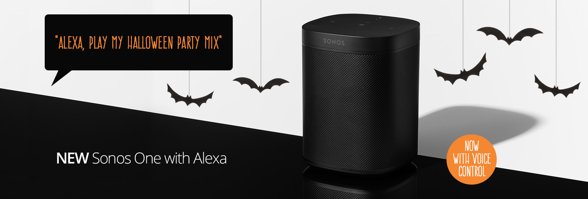 New Sonos One with Alexa