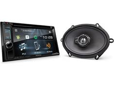 save $60 when you buy a car stereo with HD Radio, plus 2 sets of speakers
