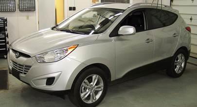 2010-2015 Hyundai Tucson