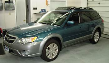 2005-2009 Subaru Legacy and Outback