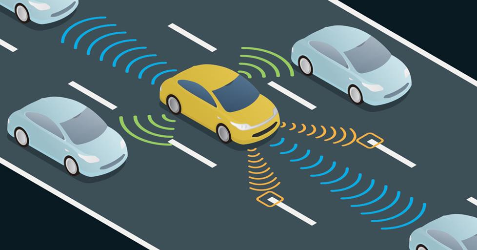 In-vehicle technology uses radar and other sensors that may trigger radar detectors