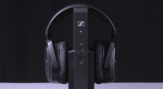 Video: Sennheiser RS Wireless Headphones