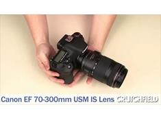 Video: Canon EF 70-300mm USM IS Lens