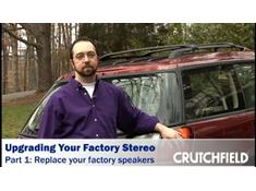 Video: Upgrading Your Factory Stereo, Part 1