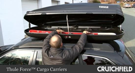 Video: installing a Thule Force cargo carrier