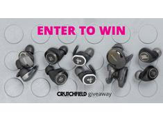 """Truly Wireless"" headphone giveaway"