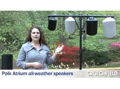 Polk Atrium all-weather outdoor speakers