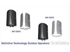 Video: Definitive Technology Outdoor Speakers