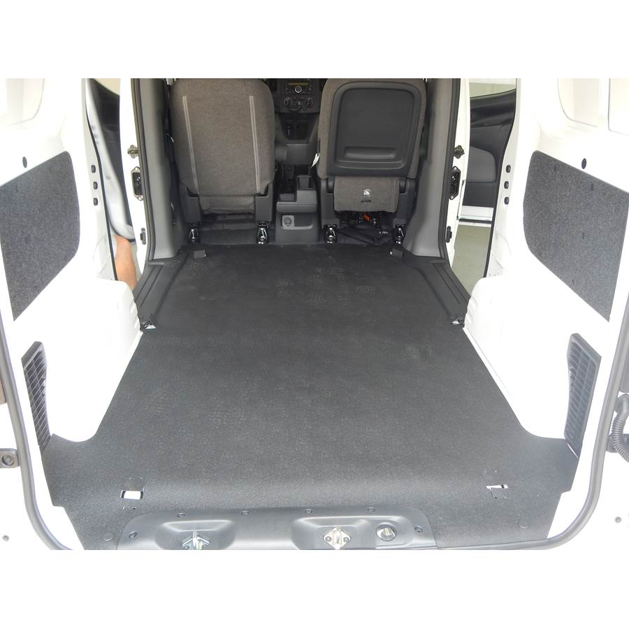 2015 Nissan NV200 Cargo space