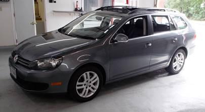 2010-2014 Volkswagen Jetta SportWagen