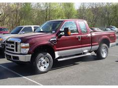 2008-2012 Ford F-250 and F-350