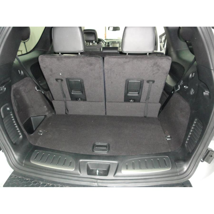2011 Dodge Durango Cargo space