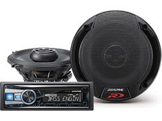 save $50 when you buy a select car stereo and 2 pairs of speakers