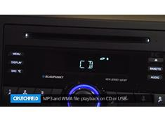 Demo of the Blaupunkt New Jersey 220 BT CD receiver