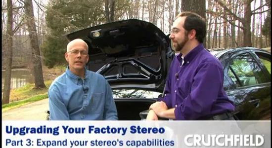 Video: Upgrading Your Factory Stereo, part 3