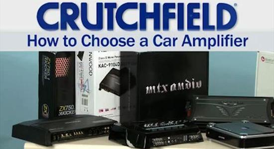 Video: how to choose an amplifier