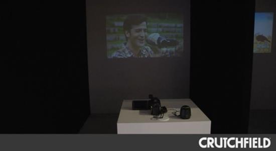 Video: Sony Projector Camcorders