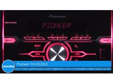 Video: Demo of the Pioneer FH-X520UI CD receiver