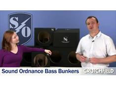 Video: Sound Ordnance Bass Bunkers