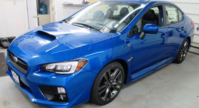 2015-up Subaru WRX