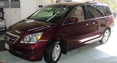 2005-2010 Honda Odyssey