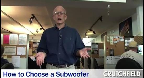Video: How to choose a subwoofer enclosure