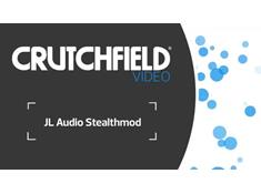 Video: JL Audio Stealthmod factory stereo upgrade