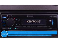 Video: Demo of the Kenwood Excelon KDC-X998 CD receiver